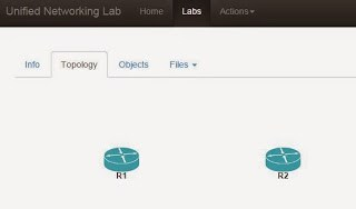 Adding a node in UNetLab
